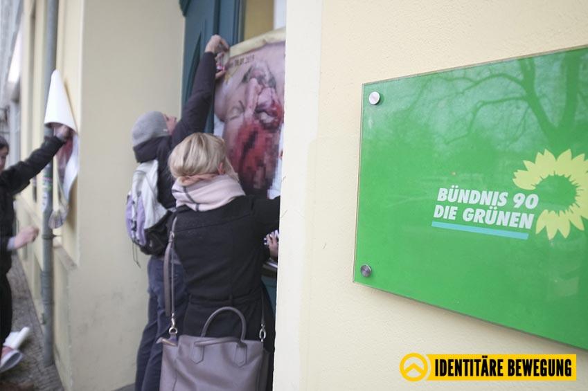 Bundeszentrale der Grünen in Berlin