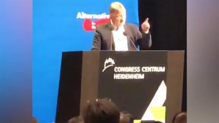Meuthen stellte AfD-Mitglieder als Rechtsradikale hin