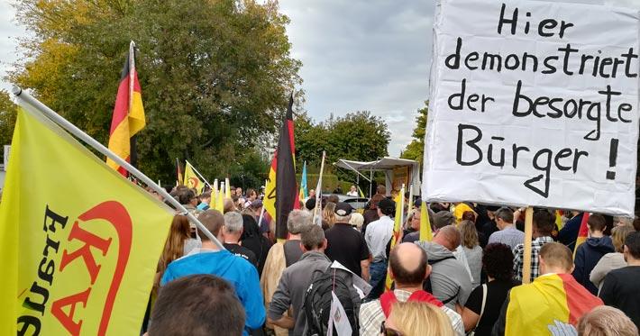 Arbeitsverweigerung Generalstreik