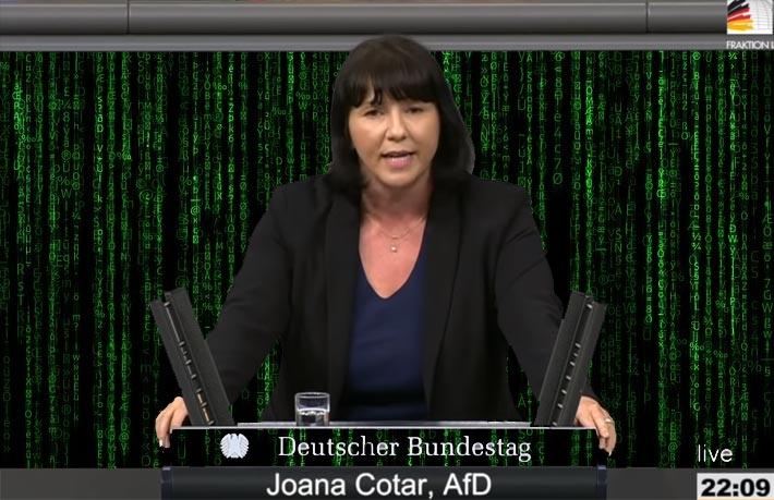 Die AfD kämpft für die freie Debatte im Internet